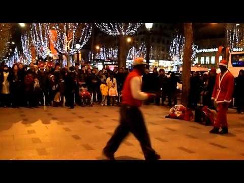 パリのクリスマスイブ☆