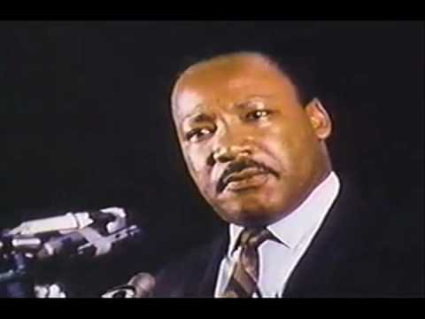 Martin Luther King-s Last Speech: I Have Been To The Mountaintop