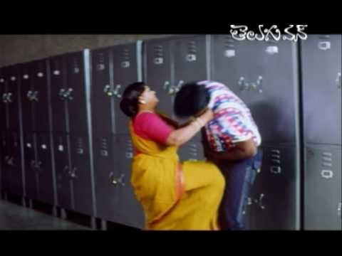 Telangana Sakuntala - Sunil Comedy from Sontham
