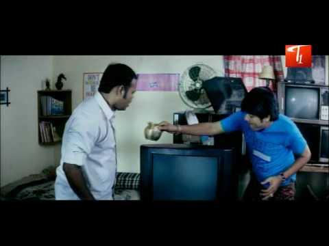 Ali as TV Mechanic