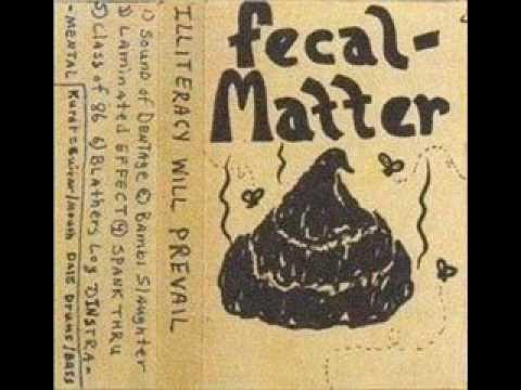 Nirvana Spank thru (Fecal Matter demo)