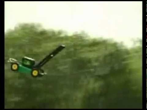 Flying Lawnmower: Video Gallery | Know Your Meme