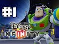 Disney Infinity - Gameplay Walkthrough - Toystory in Space Playset - Part 1 (HD)