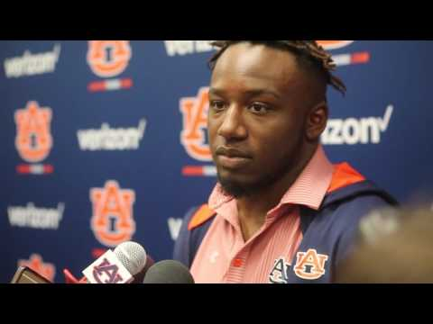 Kamryn Pettway Interview Arkansas 2016