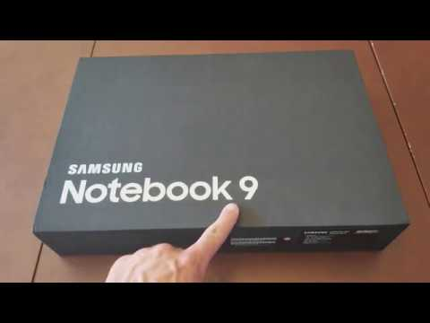 Samsung Notebook 9 15 Inch (2017 Edition) - Unboxing and Initial Review - UCCF9qqw1kwwkOIKOjOa-VIg