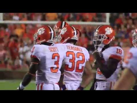 The Auburn Tigers hosted Clemson on Saturday. Here are some of the highlights.