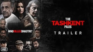 The Tashkent Files | Official Trailer
