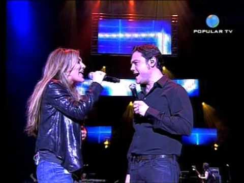 Tiziano Ferro y Amaia Montero - El regalo más grande (Live - directo) HQ