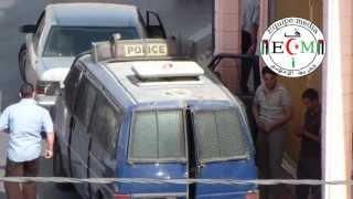 Total impunidad de los esbirros de la policía marroquí.