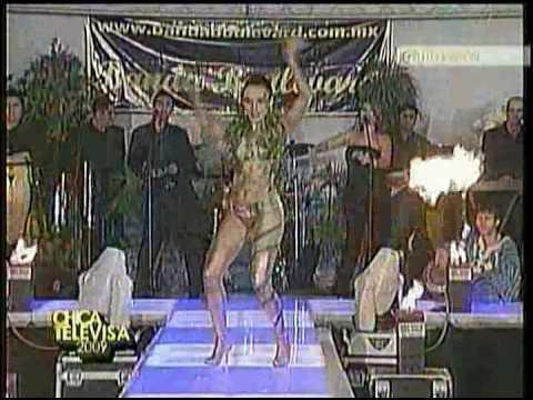 LU Traje de Baño - Chica Televisa 2009 (14/10/09)
