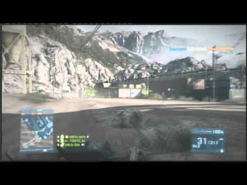 Battlefield 3 - La Guerra en corea (100 Megas vs 3 megas)