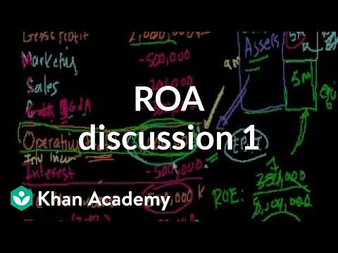 ROA Discussion 1