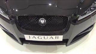 [Jaguar XF AWD Exterior and Interior in Full 3D HD]