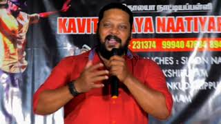 Johny master sensational speech in our dance school day held at Nagercoil  on 22.05.2019