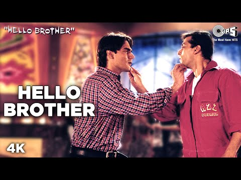 Hello Brother - Title Track - Salman Khan, Arbaaz Khan & Rani Mukherjee