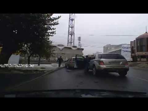 Беспределят на дороге!