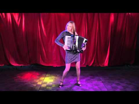 Roland FR-1x V-Accordion® — Tatiana Semichastnaya Performance