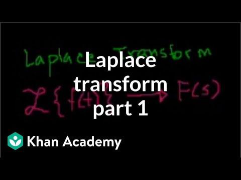 Laplace Transform 1