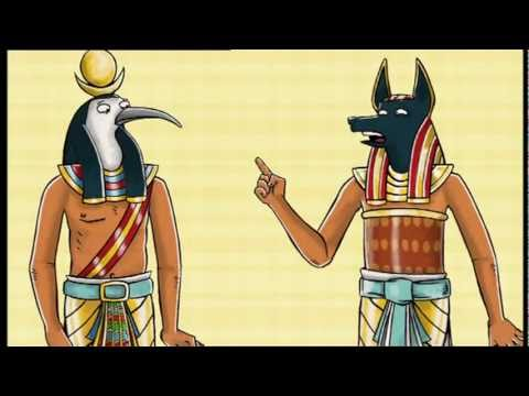 Horrible Histories - Egyptian Gods and The Devourer