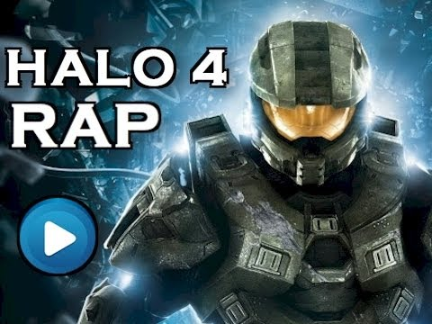 HALO 4 RAP SONG (EMINEM PARODY)