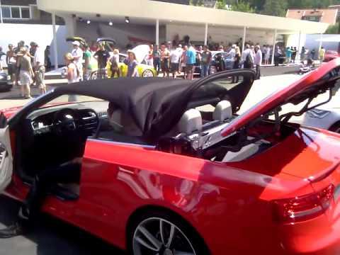 Audi A5 3.0TDI Sound!