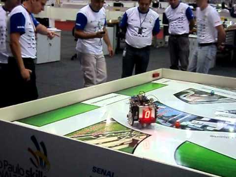 Olimpíadas do Conhecimento SENAI 2011 - Anhembi Parte 3