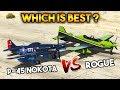 GTA 5 ONLINE : NOKOTA VS ROGUE (WHICH IS BEST PLANE?)