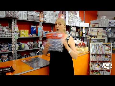 TREM DA ALEGRIA - Promoções de Páscoa - Março 2015