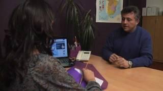 Entrevista de trabajo. Presentación (2011)