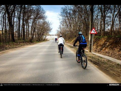 VIDEOCLIP Traseu SSP Bucuresti - Cernica - Tanganu - Fundeni - Branesti - Cozieni - Bucuresti [VIDEO]