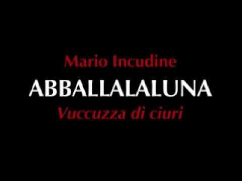 Mario Incudine - Originale interpretazione di Bocca di Rosa di Fabrizio de Andre'