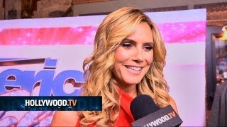 chanel-: Heidi Klum and Mel B join America's Got Talent - Hollywood.TV