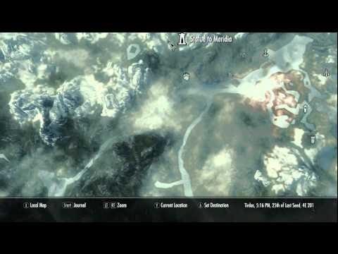 Skyrim: Standing Stones Guide