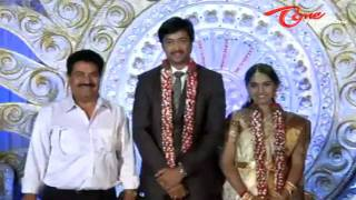 Aryan Rajesh Wedding Reception 02