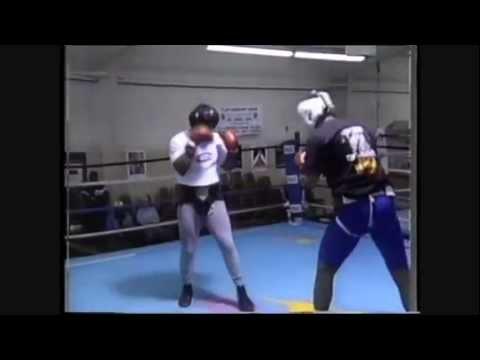 MIke Tyson Sparring 1991