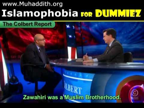 Egyptian Revolution HOSNI MUBARAK 1/3 Jon Stewart The Daily Show Islamophobia