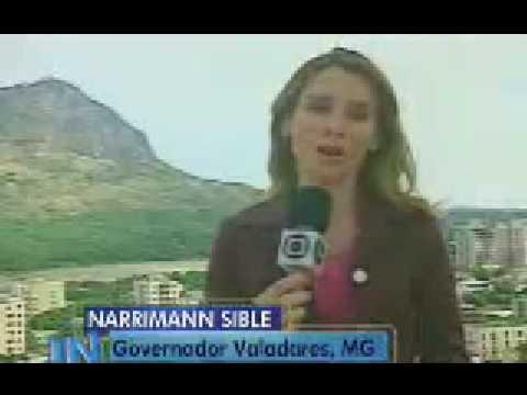 Imigração - JN Matéria produzida pela TV Leste