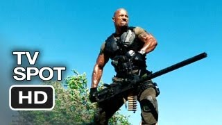 G.I. Joe: Retaliation TV SPOT - Immortal Revised (2013) - Dwayne Johnson Movie HD