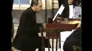 J.S.Bach Tritt auf die glaubensbahn, basso oboe e continuo Paolo Marzolo e Domenico Sodano