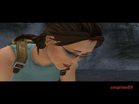 Tomb Raider Anniversary PC Walkthrough [HD] -Mountain Caves (1/2)-