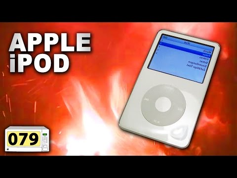 Is It A Good Idea To Microwave An iPod?