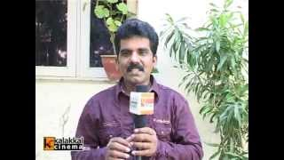 Director M Ganesan Interview for Isakki Movie