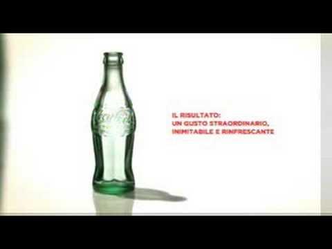 Nuovo spot Coca-Cola...dal 1886!