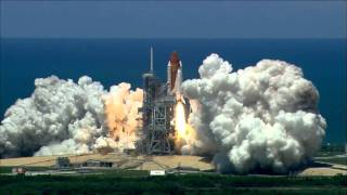 Space Shuttle Launch Audio