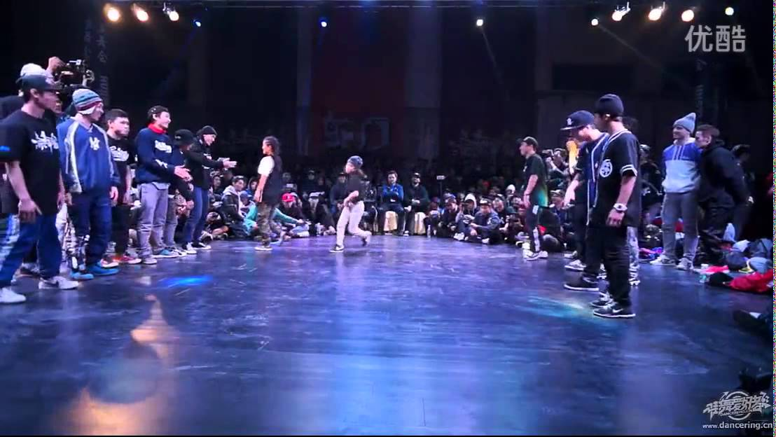 JAPAN (BBOY ISSEI KAKU SHIGEKIX WING ZERO...) VS SUPER NAN | HUSTLE & FREEZE 2014