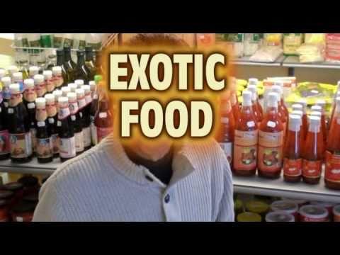 Exotic Food Market