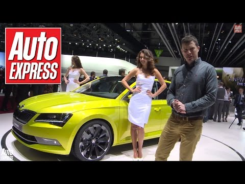 Original Best Cars At The 2015 Geneva Motor Show