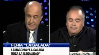 C5N FERIA LA SALADA YouTube