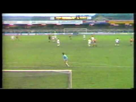 Bradford v Spurs 1988 1989 FA Cup. Bradford won 1-0