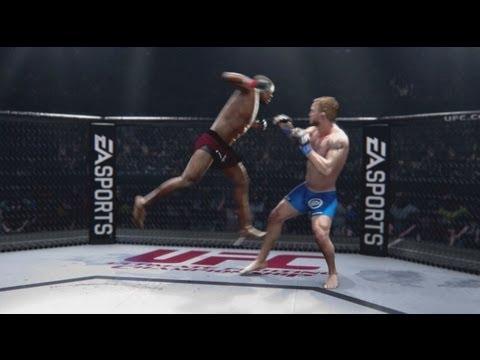 EA SPORTS UFC E3 2013 Teaser Trailer - Видео трейлеры из игр
